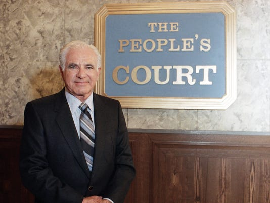 XXX JOSEPH WAPNER_JOSEPH A. WAPNER  JUDGE   PEOPLES COURT_15499.JPG USA CA