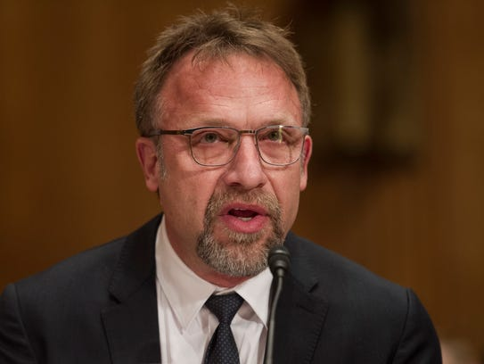 Backpage.com CEO Carl Ferrer appears on Capitol Hill