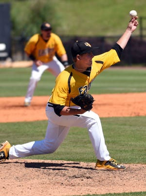 Southern Miss freshman Kirk McCarty starred at Oak Grove for three years.