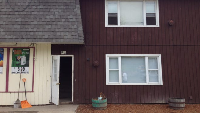 The apartment at 264 Malletts Bay Ave. in Winooski, where Peighton Geraw lived with his mother and her boyfriend.