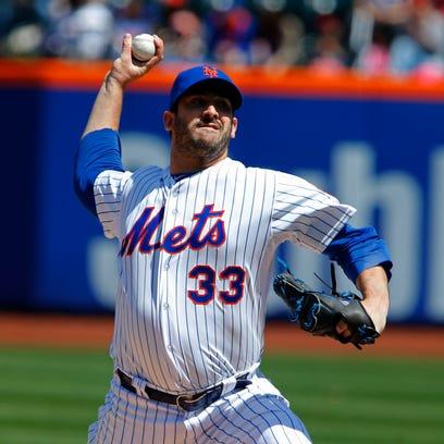 Despite feeling ill, Mets ace Matt Harvey pitched into
