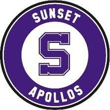 Sunset Apollos Logo