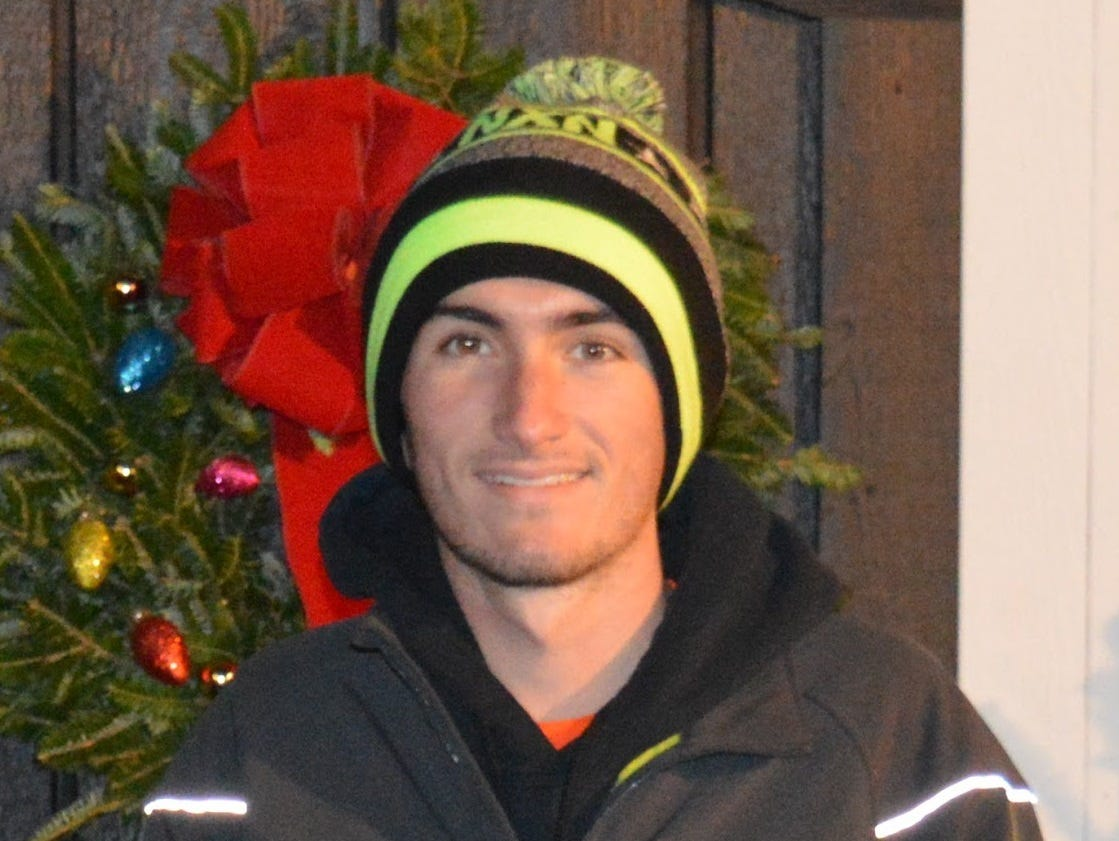 Suffern Cross Country's Patrick Hennelly is this week's Rockland Scholar Athlete of the Week.