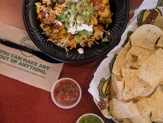 Moe's Southwest Grill has locations in Stuart, Port St. Lucie and Vero Beach.