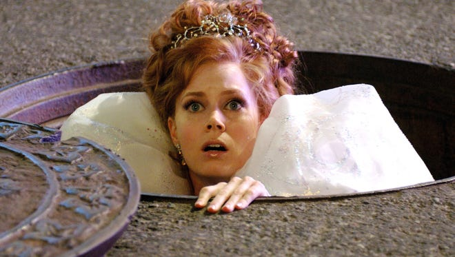 Amy Adams plays the sing-songy, DIY maven Princess Giselle in 'Enchanted.' Sure, she's been nominated for Oscars, but this has to be one of her best roles.