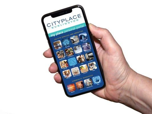 CityPlace Burlington - Digital Concierge