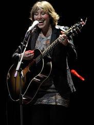 Martha Wainwright performs at Shank Hall Sunday.