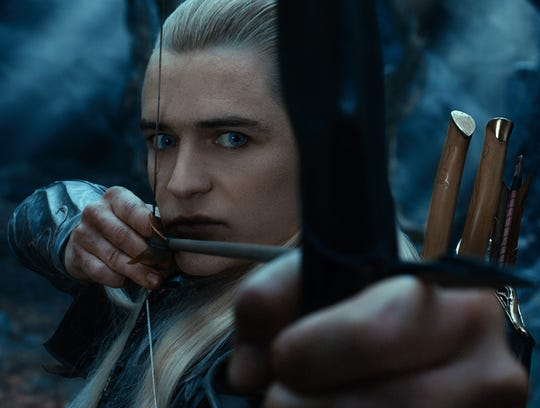OrlandoBloom TheHobbit