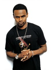 R&B singer Carl Thomas has a show Saturday, Nov. 26, at the Joseph A. Floreano Rochester Riverside Convention Center.
