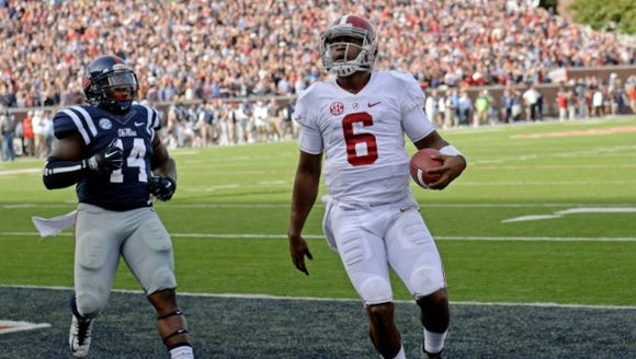 Blake Sims will try to bounce back from his first loss