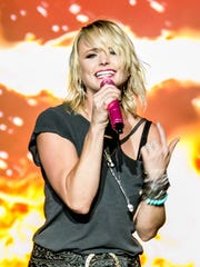 Miranda Lambert is among the country stars performing at the May 26-29 Tree Town Music Festival in Forest City.