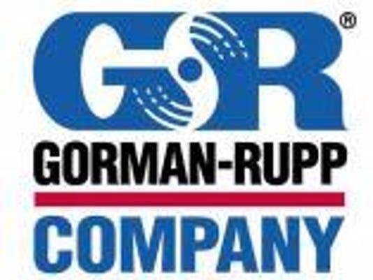 Capture Gorman-Rupp logo
