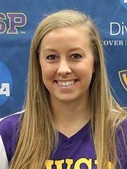 SPASH graduate Rebecca Kurszewski will look to make an impact for the Pointers in her freshman season.
