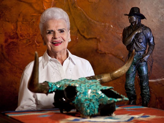 Former Arizona Gov. Rose Mofford was selected as an