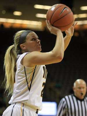 Melissa Dixon and the Iowa Hawkeyes take on Colorado Sunday. The Buffaloes handed the Hawkeyes their first loss last season and come into this matchup averaging 82 points per game.