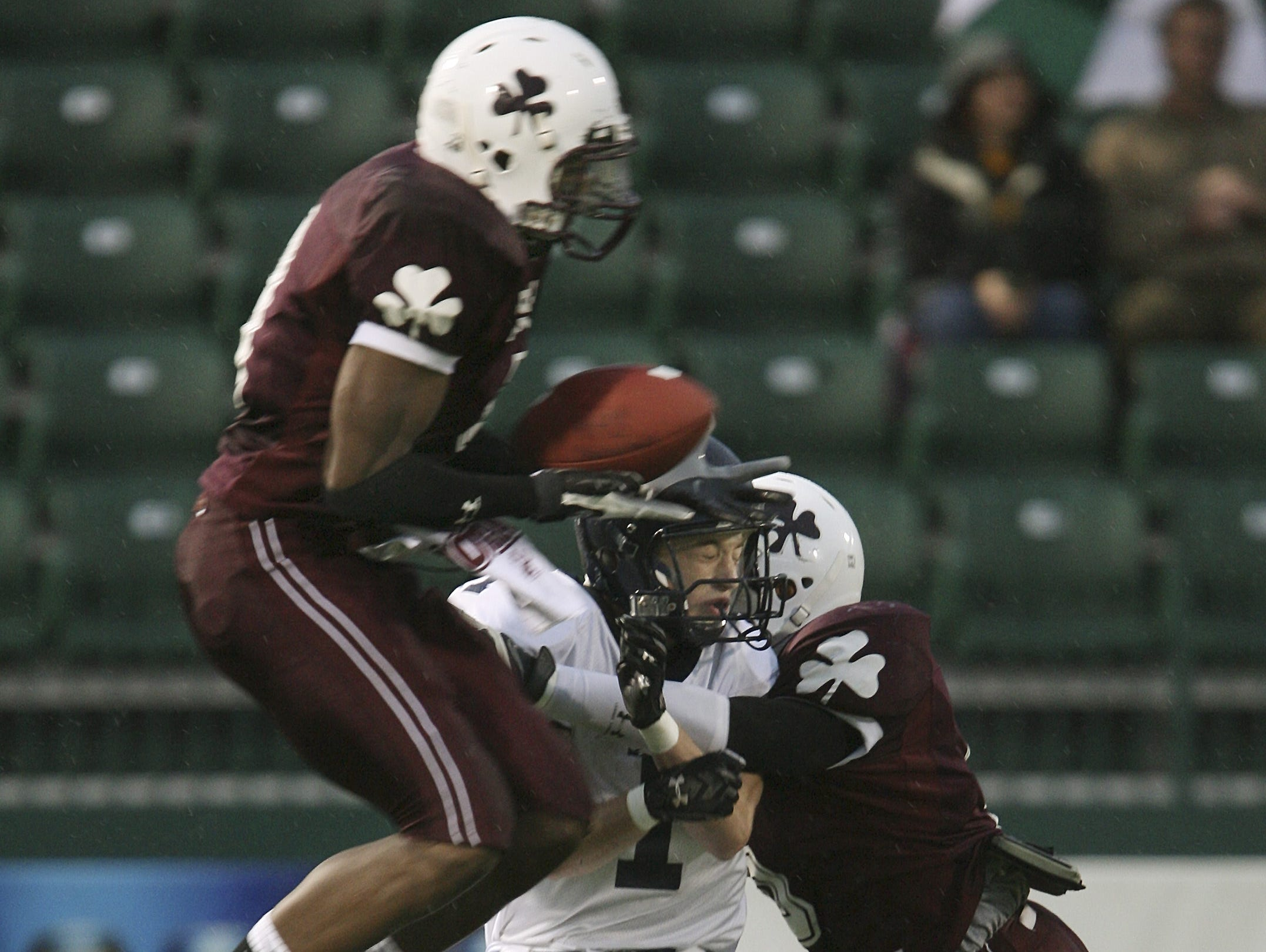 Defensive back Todd Wingate - Class of 2008