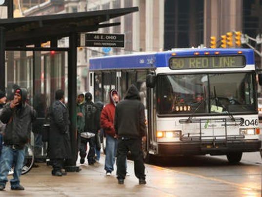 Indygo Bus Route Changes During Marathon