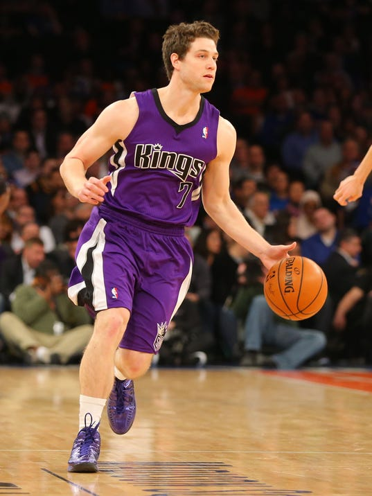 Jimmer Fredette Dunk Kings Jimmer Fredette