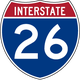 Spruce Pine man charged after wreck that shut down I-26