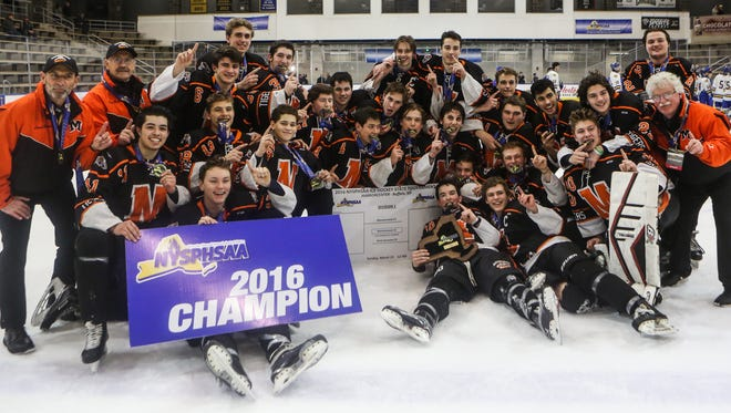 Mamaroneck won a state title last season at the HarborCenter in Buffalo and will start the season No. 2 in the lohud hockey power rankings.