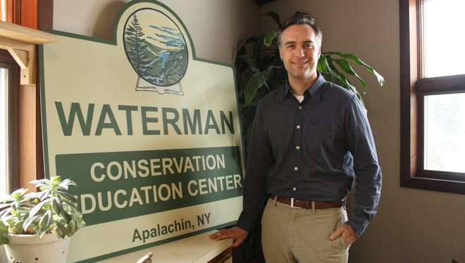 Christopher Audette was named the Executive Director of the Waterman Conservation Education Center in January.
