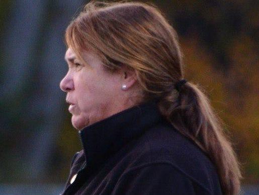 Lakeland Field Hockey Coach Sharon Sarsen.