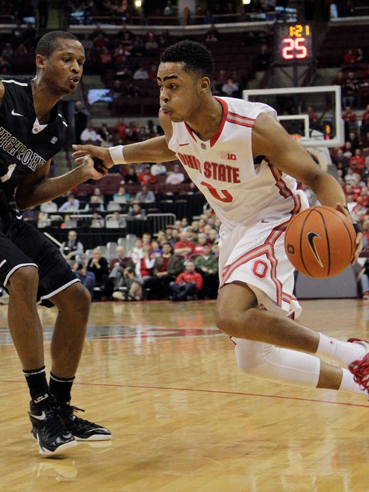 D'Angelo Russell, Brian Richardson