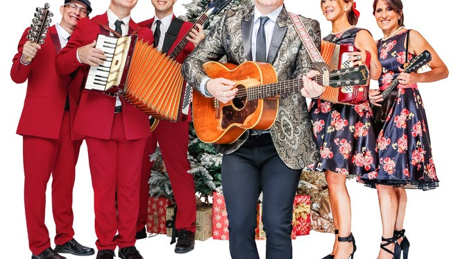 "Brady Rymer and the Little Band That Could, three-time Grammy nominees, will play a family-friendly holiday concert at The Growing Stage in Netcong tomorrow, December 23.  The show will concentrate on the group's new CD, ""Revvin' up the Reindeer,"" a collection of 13 original Christmas and seasonal tunes."