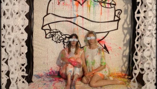 Madison indie-pop duo Seasaw released its latest music video Tuesday.