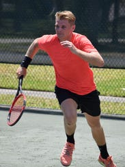 Joseph van Deinse is a co-owner of Vero Beach Tennis