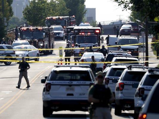 EPA USA VIRGINIA SHOOTING CLJ CRIME USA VA