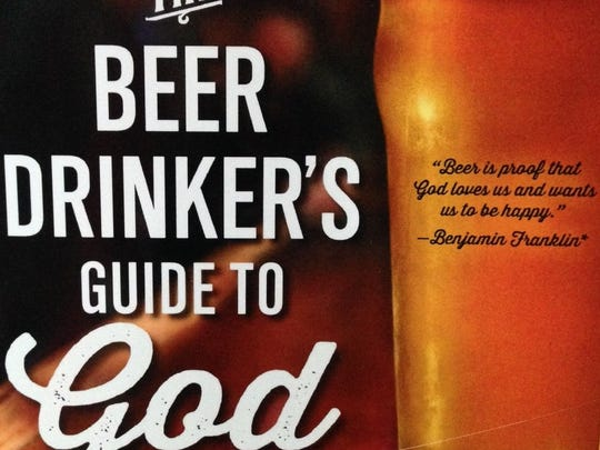 'The Beer Drinker's Guide to God: The Whole and Holy Truth about Lager, Loving, and Living'