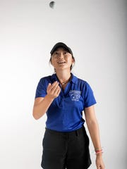Brittany Shin, Canterbury School, Golf All-Area