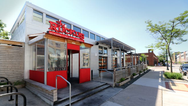 The Shorewood Ruckus at  4144 N. Oakland Ave.