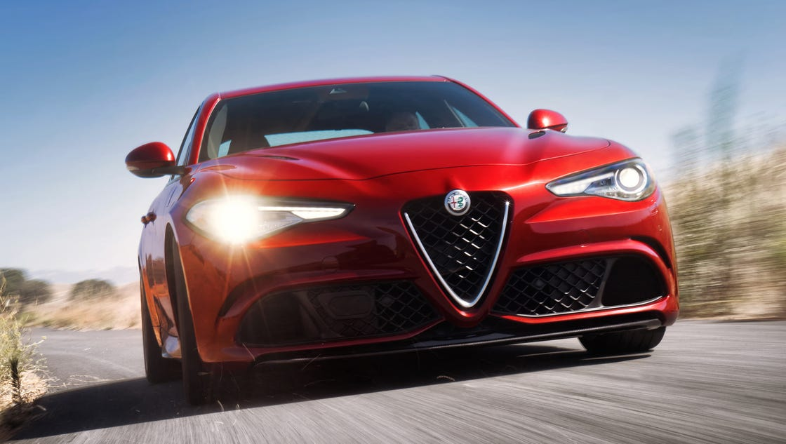 Review Alfa Romeo Giulia is almost awesome