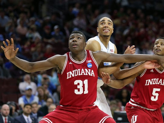 If chosen in the June 22 NBA Draft, former Bishop Kearney star Thomas Bryant, left, would be the first former Section V star taken since John Wallace in 1996.