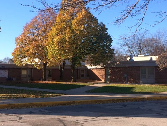 Baird Elementary School on Green Bay's east side was