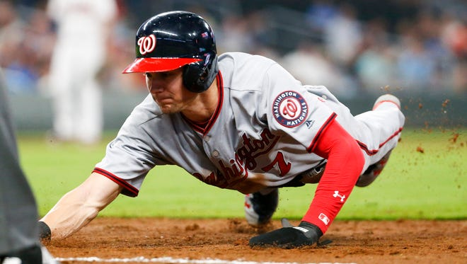 Trea Turner tormented the Cubs on the basepaths in a June series, and looms large again in October.