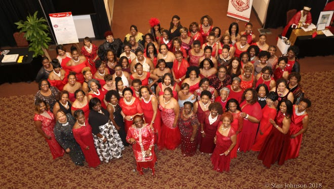 Delta Sigma Theta hosts scholarship gala to raise funds for deserving youth.