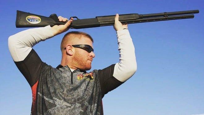 Extreme shooter Patrick Flanigan of Oshkosh
