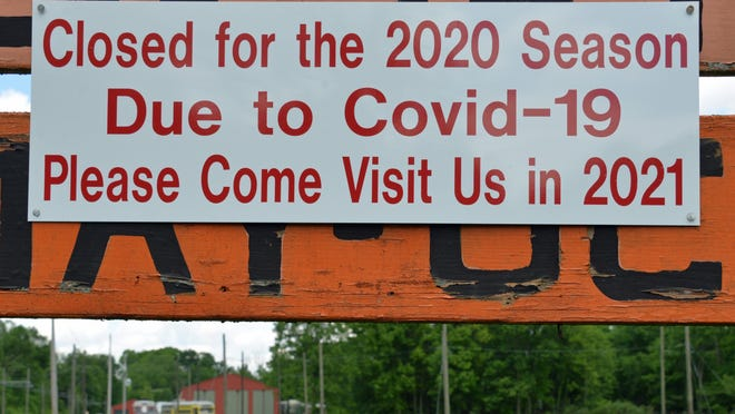The Northern Ohio Railway Museum near Seville has announced that it will remain closed for the 2020 season amid the coronavirus pandemic.