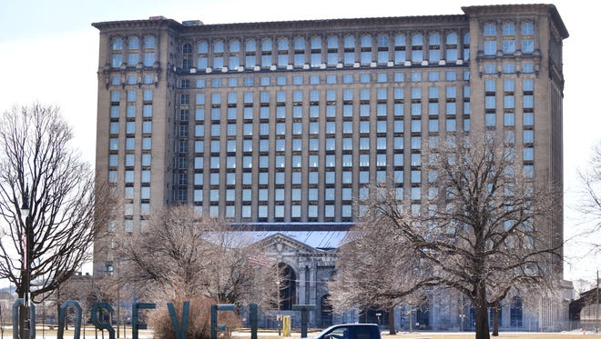 Bringing the train station down or bringing it back to life will be the signature event in Detroit's turnaround, Finley writes.