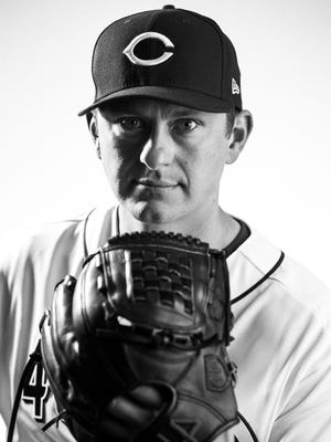 Cincinnati Reds reliever Jared Hughes has a 2.55 ERA over the last five season and has averaged 68 games a year.