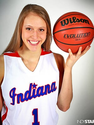Ali Patberg, the IndyStar Miss Basketball from Columbus North, is playing in the Jordan Brand Classic in New York.