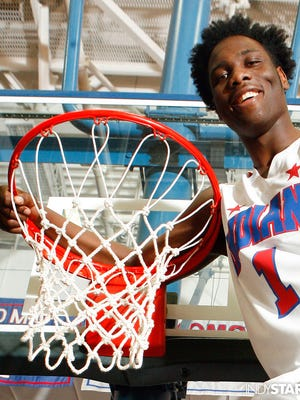 IndyStar Mr. Basketball Caleb Swanigan has committed to Purdue.