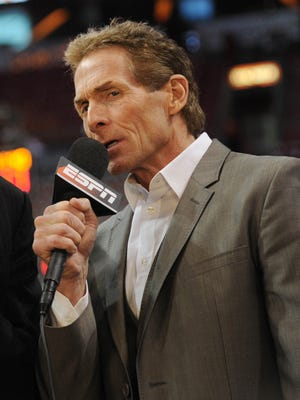 ESPN's Skip Bayless has often been critical of Colts QB Andrew Luck.