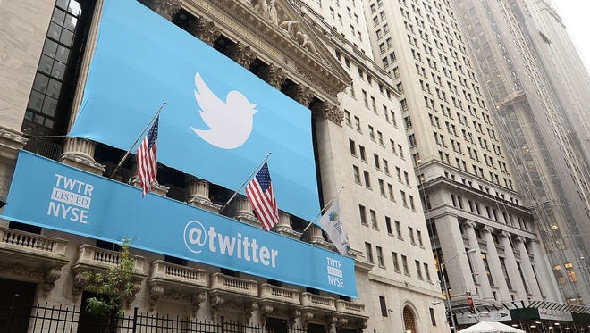 Twitter's user base growth will be under the microscope.