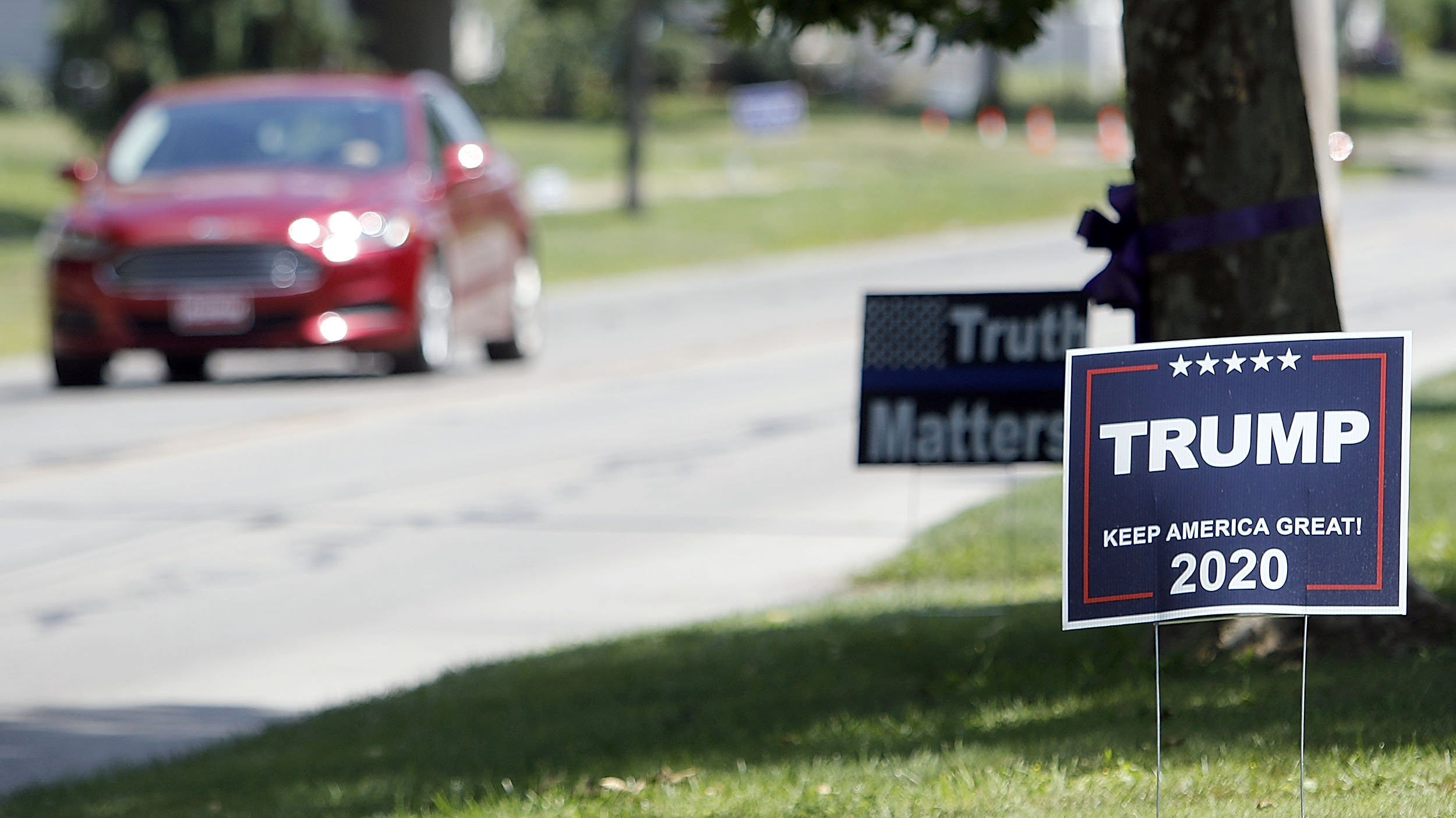 Ashland County Party Leaders Stop Stealing Campaign Signs