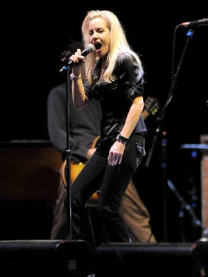 Cherie Currie, who as a teenager was a member of the band The Runaways, is performing again. Her book,  Neon Angel , was the basis for the 2010 film  The Runaways , starring Kristen Stewart and Dakota Fanning.