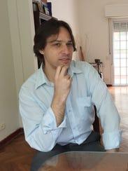 Pablo Vilaboa, 45, a university professor in Buenos
